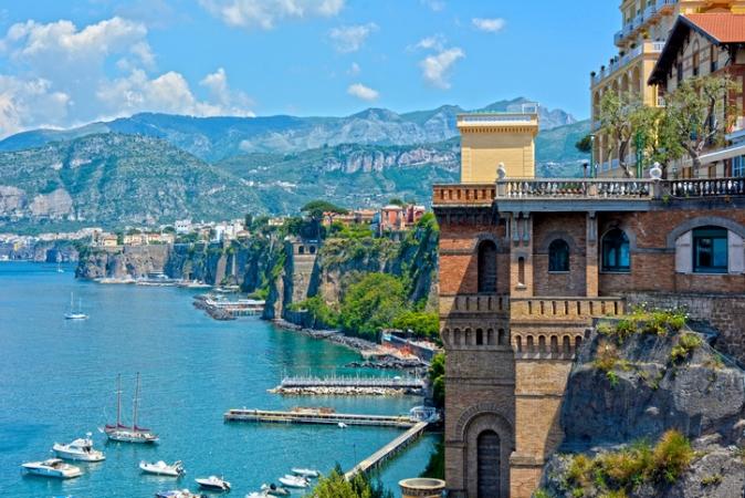 A Pesca Nel Mare Di Sorrento Week End