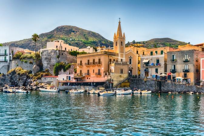 Tour Delle Isole Eolie Tour  Guidati