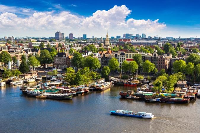 Amsterdam Tour  Guidati