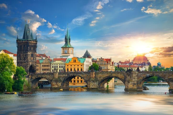 Budapest e Praga