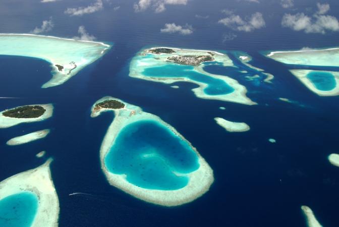 Anantara Dhigu Maldives Resort Mare