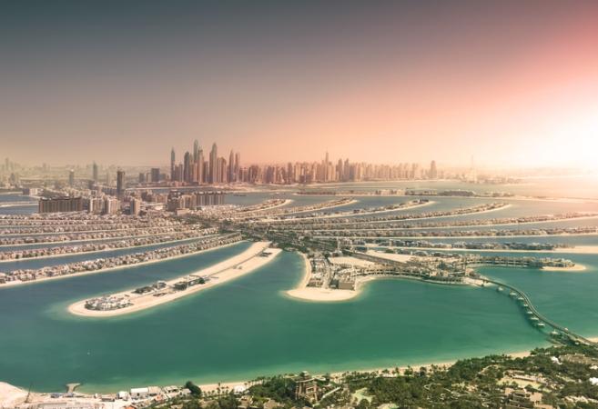 Hilton Dubai Creek Mare